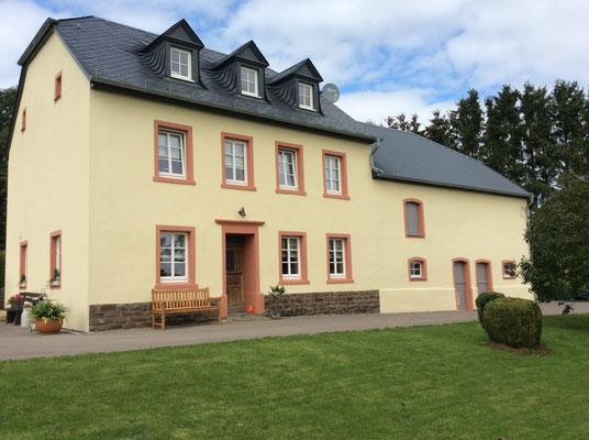 Haus nach Renovierung 2014