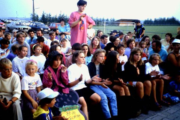 FERIENFREIZEIT 1992 AUF DEM KNUPP...
