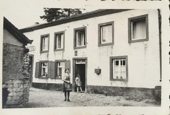 Gasthaus Weiers ca. 1944/45