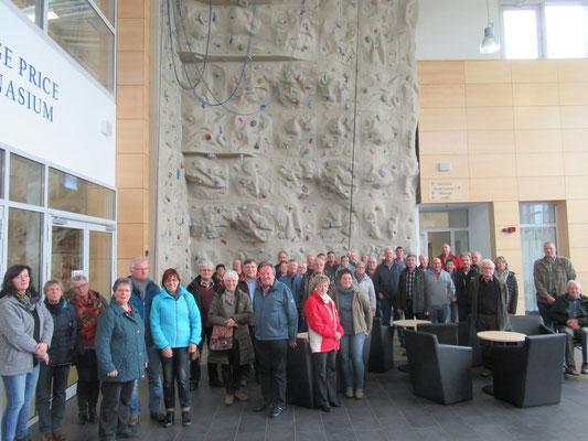 Besichtigung AIR BASE Spangdahlem - Förderverein 2017