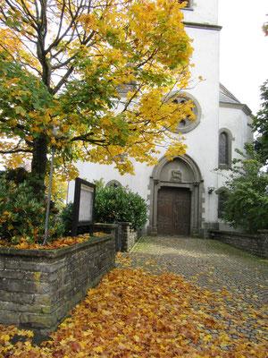 Pfarrkirche Herbst 2017