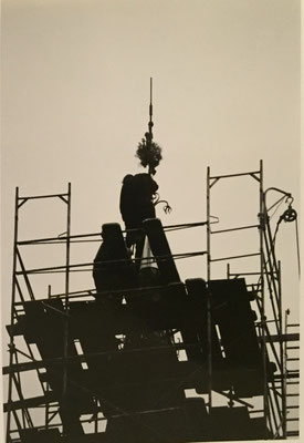 Hahnentragen/Hahn aufsetzen 31.07/01.08.1987