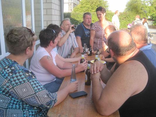 1. Dorfbegegnungsfest am 22. August 2015