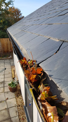 Gutter clearing Exeter