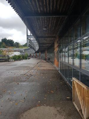 School external window cleaning