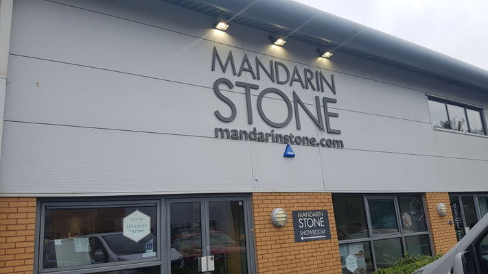 Commercial window, sign and cladding cleaning Marsh Barton Exeter