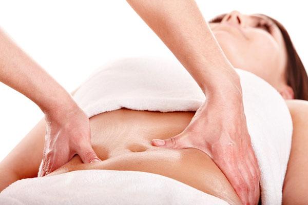 Bauchmassage, Breissmassage