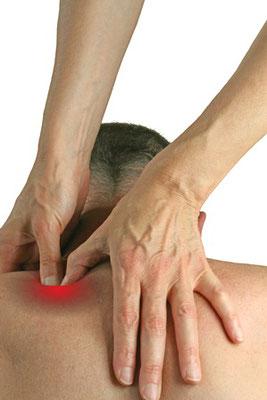 Segmentale Reflexzonen Massage