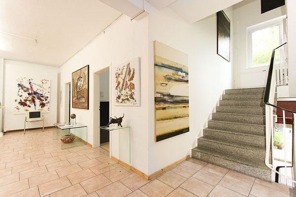 In unserer Galerie können Sie sich aktuelle Werke anschauen und sich direkt mit den Künstlern austauschen.