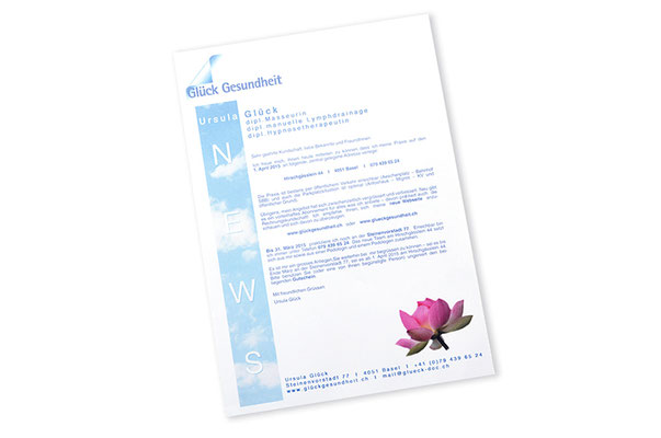 Visitenkarten entwerfen, Flyer gestalten, Grafikerin Basel, Grafiker, Grafik Büro, Grafik Agentur