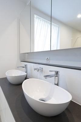 Schreinerarbeiten, Innenarchitekturfotografie Basel, Badezimmerfotografie © Natascha Jansen Architekturfotograf