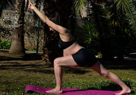 Yoga prénatal - Renforcement des cuisses