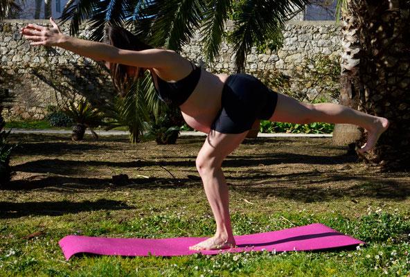 Pilates prénatal - Équilibre et renforcement musculaire