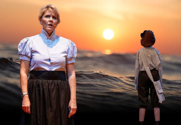 Über´s weite Meer (Die Schatzinsel) Musicalzauber am 02.11.2018 mit Daniela Hamann & Charlotte Rosenkranz
