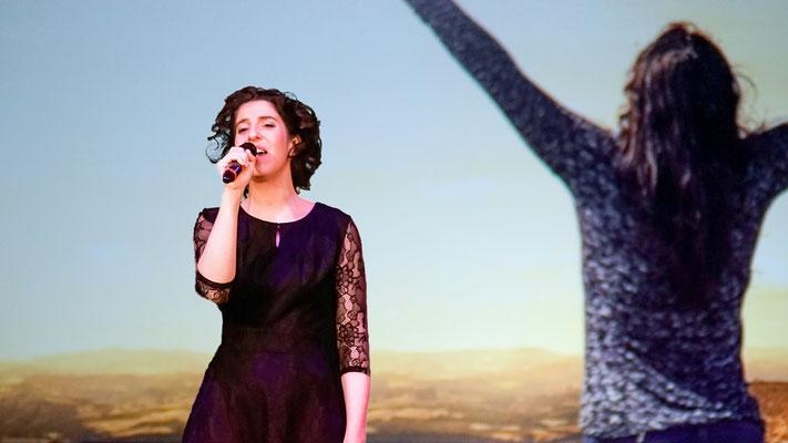 Lu Jehi (Volkslied aus Israel) Musicalzauber 2018 mit Shira Bitan