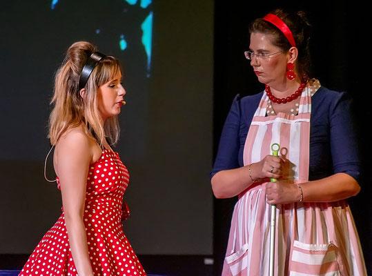 Mama, ich bin nicht mehr klein (Hairspray) Musicalzauber 2018 mit Linda Neuschulz & Solveig Langrock & Ensemble