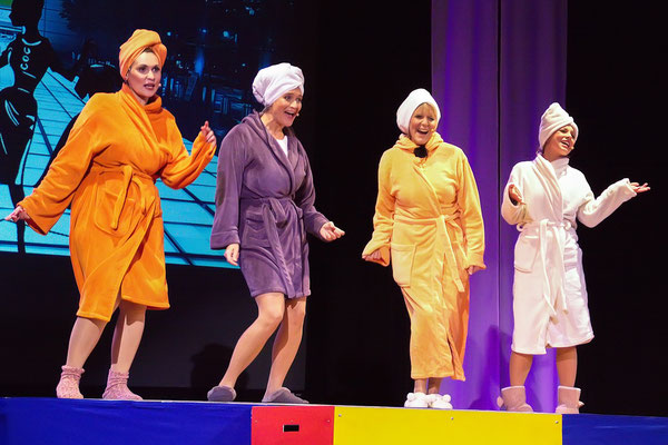 Sinn für Stil (Aida) Musicalzauber 2018 mit Antje Riewe-Bez & Barbara Döring & Daniela Hamann & Ariane Födisch & Ensemble