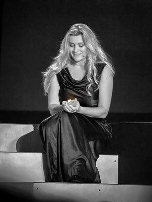 Einmal (Der Glöckner von Notre Dame) Musicalzauber 2018 mit Barbara Döring & Klaus-Dieter Kilian & Ensemble