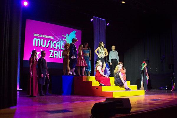 Welt voll Magie (Rent) - Ensemble Musicalzauber 2018