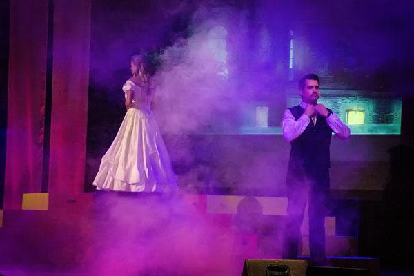 Dracula-Medley Musicalzauber 2018 mit Barbara Döring & Stefan Laube & Mirko Böttger
