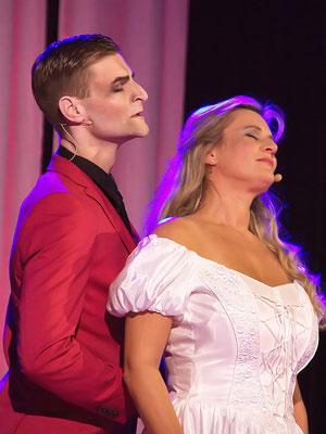Dracula-Medley Musicalzauber 2018 mit Mirko Böttger & Barbara Döring & Stefan Laube