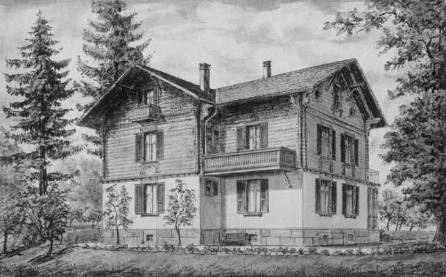 Wohnhaus Jenzer