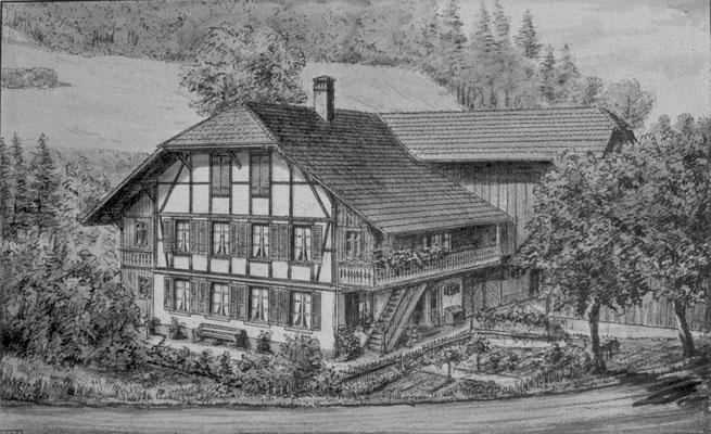 Bauernhaus Nydegger