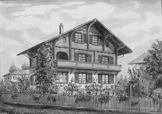 Chalet kaufmann