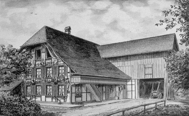 Bauernhaus Nessleren
