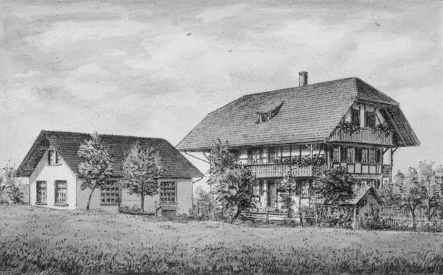 Kipfer Werkstatt Haus