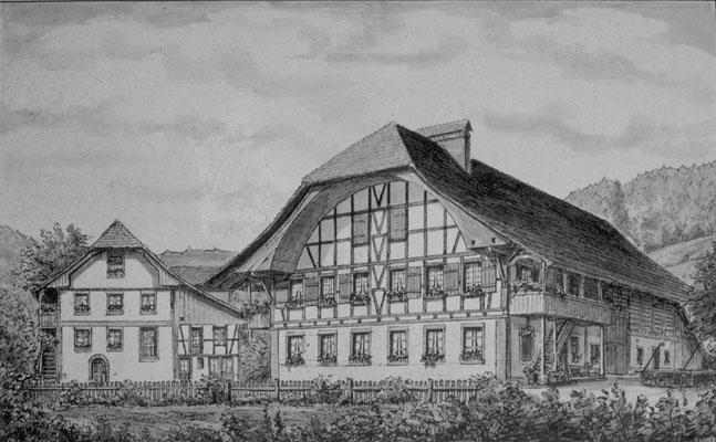 Bauernhaus Tschannen
