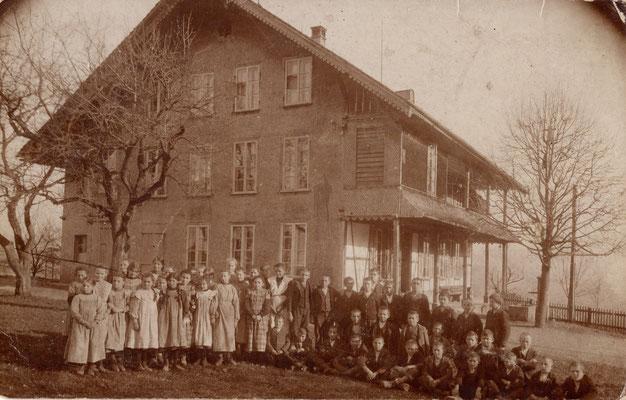 Kehrsatzer Schule 1905