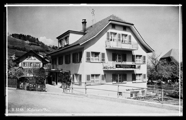 Dorfladen, Hubelhohle 2, vor 1970