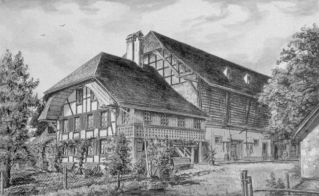 Bauernhaus Selhofen