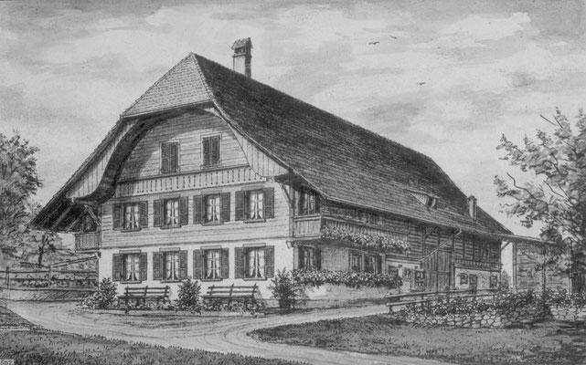 Bauernhaus Ramser
