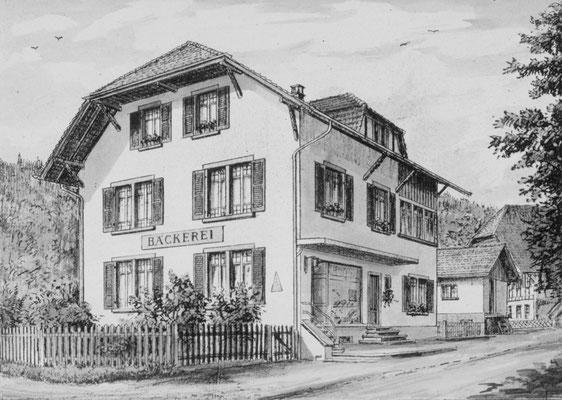 Bäckerei Schmutz / Zimmerwaldstrasse 7