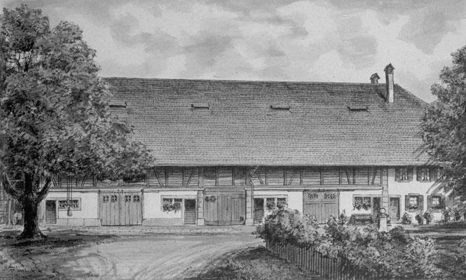 Bauernhaus Blumenhof Marti