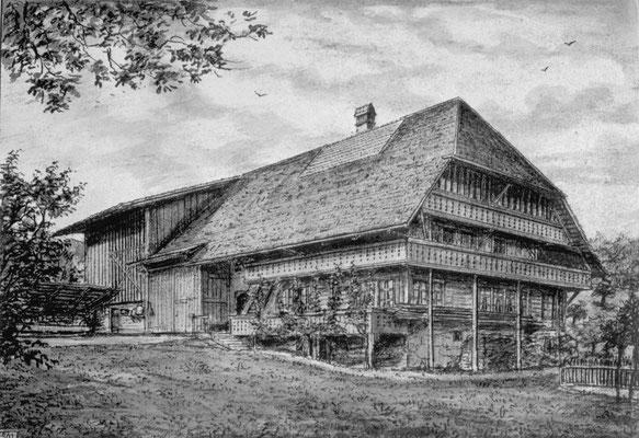Bauernhaus Marti