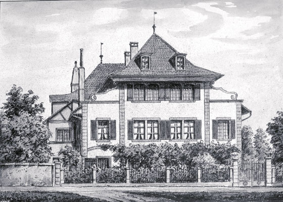 Blumenhof 1949