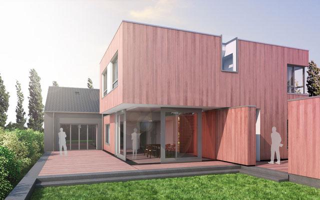 Haus N in Meerbusch | Strauss und Fischer, Krefeld