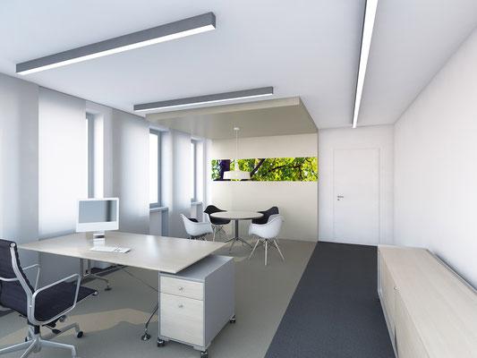 Vorstandsbüro in Gladbeck | bkp, Düsseldorf
