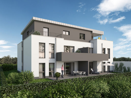 MFH in Korschenbroich  |  WISA Bau, Kaarst