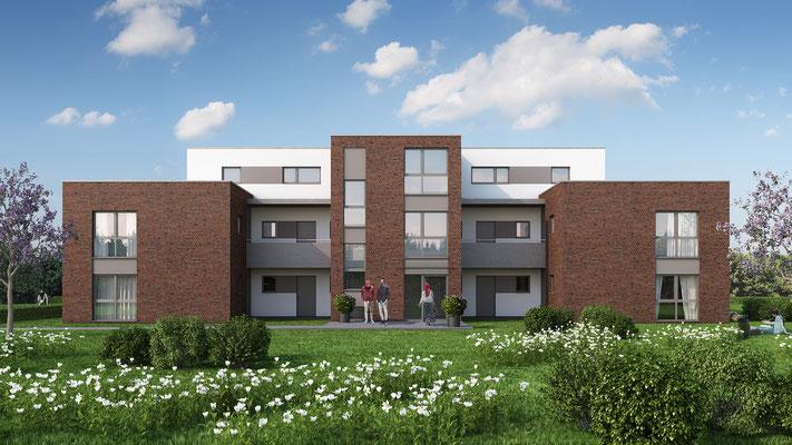Mehrfamilienhaus in Brüggen | GWG, Viersen