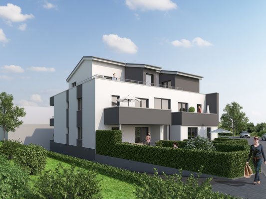 Mehrfamilienhaus in Mönchengladbach | RFCV, Meerbusch