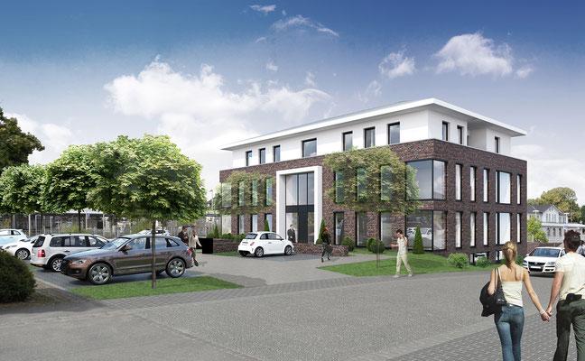 Bürogebäude S31 in Kempen | Marc Rothkegel, Krefeld mit Udo Thelen, Kempen