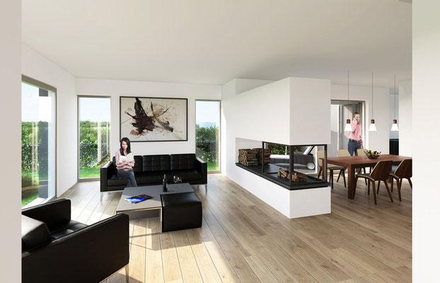 Einfamilienhäuser in Korschenbroich | RFCV, Meerbusch für WISA Bau, Kaarst