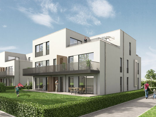 Neubaugebiet Kampstraße in Viersen | studio 173, Mönchengladbach