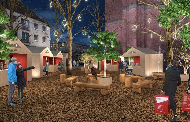 Neuer Weihnachtsmarkt Krefeld | Stadtmarketing Krefeld