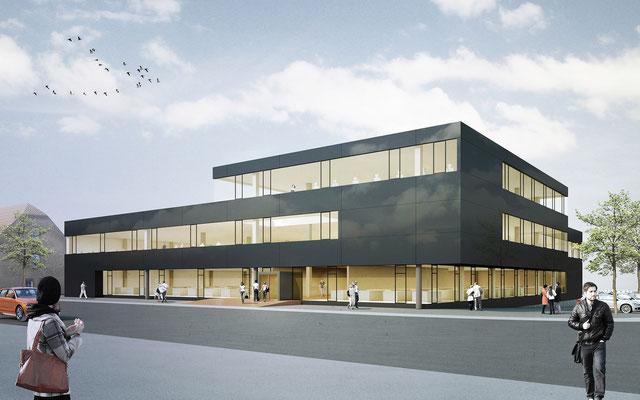 Gewerbebau in Würzburg | Ulaszewsksi, Essen