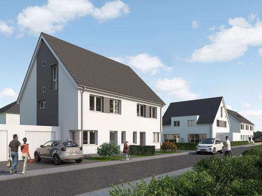 Neubaugebiet Alte Schule Grevenbroich |  WISA Bau, Kaarst